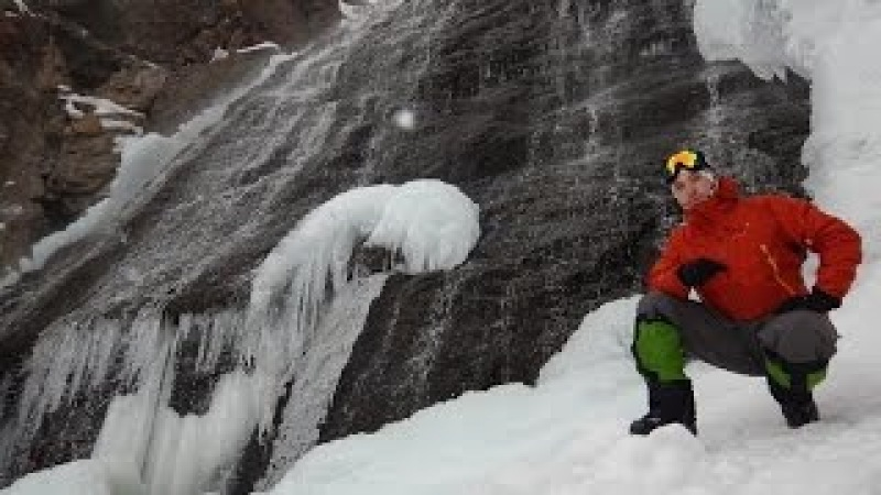 [Блог] Зимний треккинг в Приэльбрусье. К водопаду Девичьи косы и к обсерватории 2