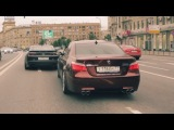 Chris Travis - Live From The Creek BMW M5 Crazy Moscow City Driving
