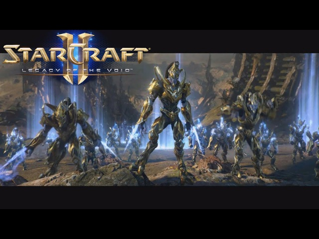 StarCraft 2: Legacy of the Void - All Cinematics Cutscenes