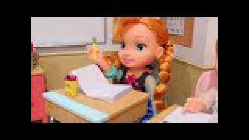 Frozen Anna Elsa Criança Não Gostam do Novo Líder de Classe Boss Baby -Brinquedonovelinhas