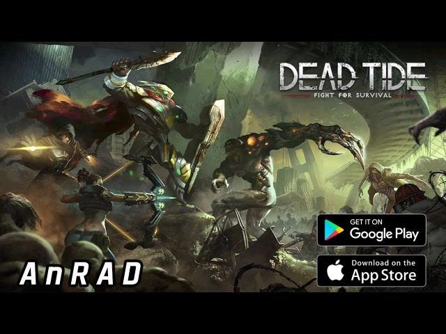 Dead Tide Android iOS Gameplay FULL HD