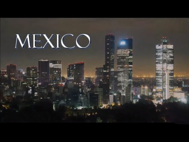 Mexico Time Lapse edition 2016
