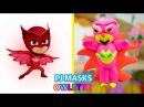 Make PJ MASKS OWLETTE - DIY Easy Gifts Toys For Kids and Family TooHee