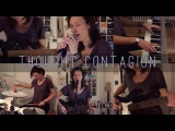 Muse - Thought Contagion One Girl Band Cover