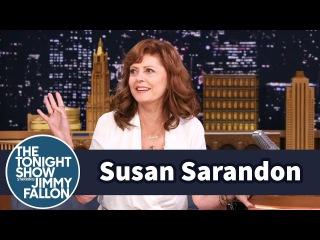 Ryan Murphy Helped Susan Sarandon with Her Bette Davis Impression