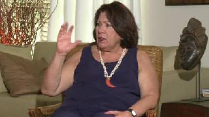 Conversa com Rosean Kennedy - Entrevista com Eliana Calmon
