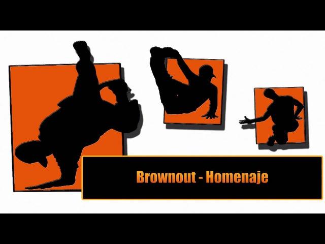 Долой осеннюю хандру! Brownout - Homenaje