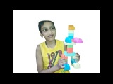 Little Boy Tibro Make A Robot With His Toys Kids Toy By Nothing085
