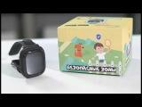 Детские часы EnBe с GPS-трекером