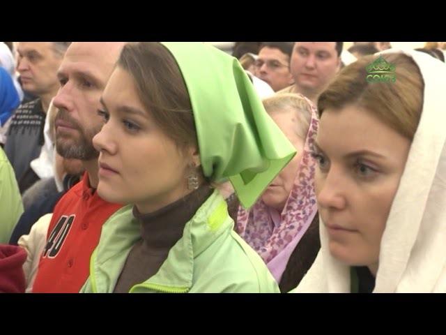 Предстоятель Русской Церкви освятил московский храм иконы Божией Матери «Воспи...