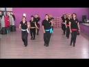 Latin Power Messina - Tango Beguine Coreografia Dance Choreography Ballo Di Gruppo Social Line 2013