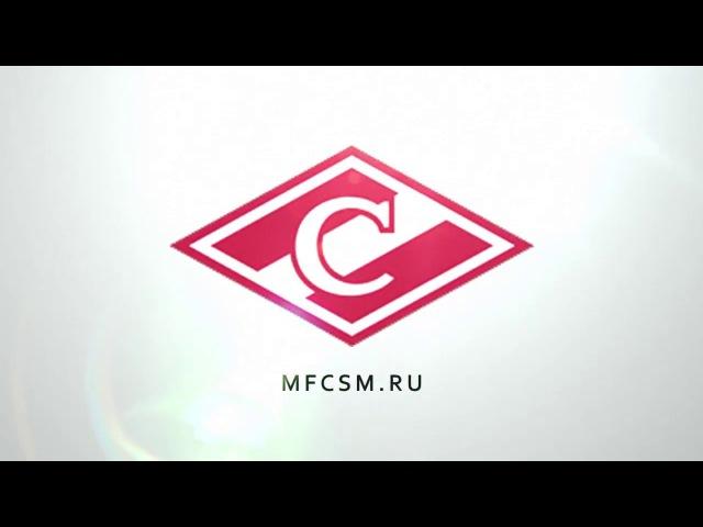 Сборная Киргизии - Спартак - 1:5. Видеообзор