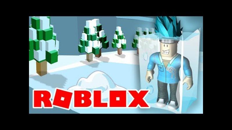 ❄️ Горы СНЕГА в РОБЛОКС | Играем с подписчиками в ROBLOX Snow Shoveling | Жестянка