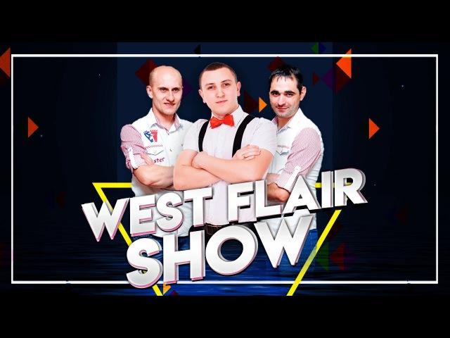 Відеозапрошення West Flair Barman Show 24 червня НК Динаміт м. Перегінське