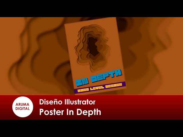 Illustrator 310 Poster In depth Niveles profundidad