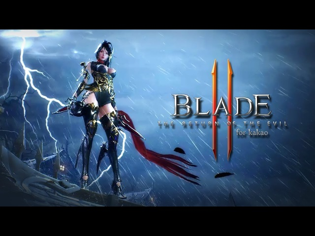 Blade II - Prologue Gameplay - CBT - Mobile - F2P - KR