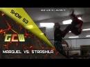 GCW Show 53: Marguel vs. Strashila