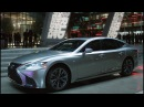 Lexus LS 500 F SPORT / Marvel Studios' Black Panther Commercial—Full Length