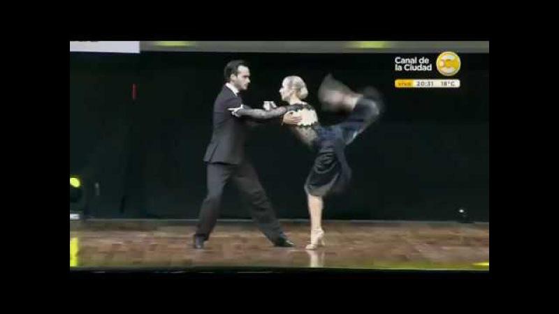 Campeonato Mundial de Tango 2017, final escenario, Los Rosales