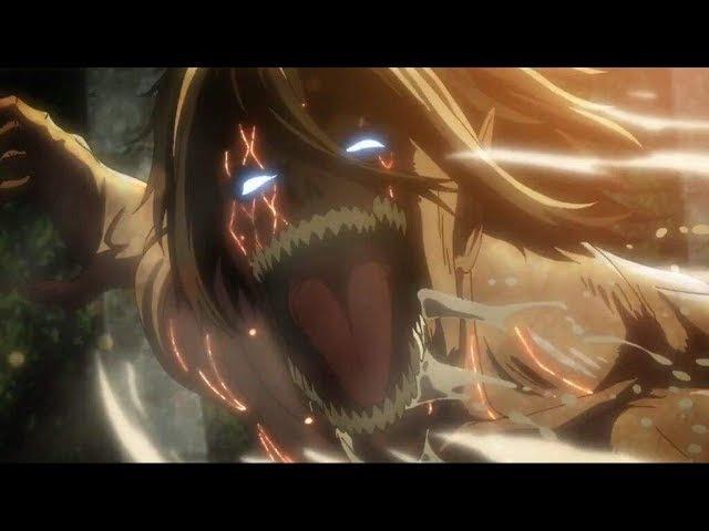 Eren vs Reiner [AMV] Courtesy Call
