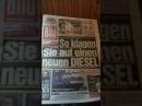 В Германии Путин победил за день до выборов немецкая газета поздравила Путина с победой 17 марта