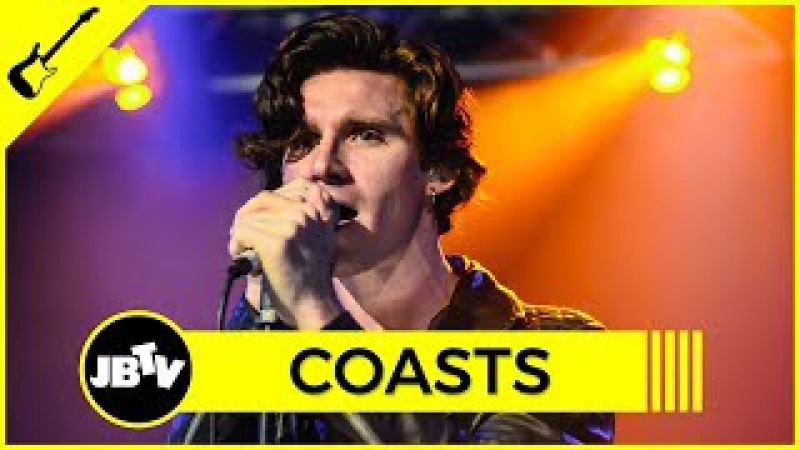 Coasts - Tonight | Live @ JBTV