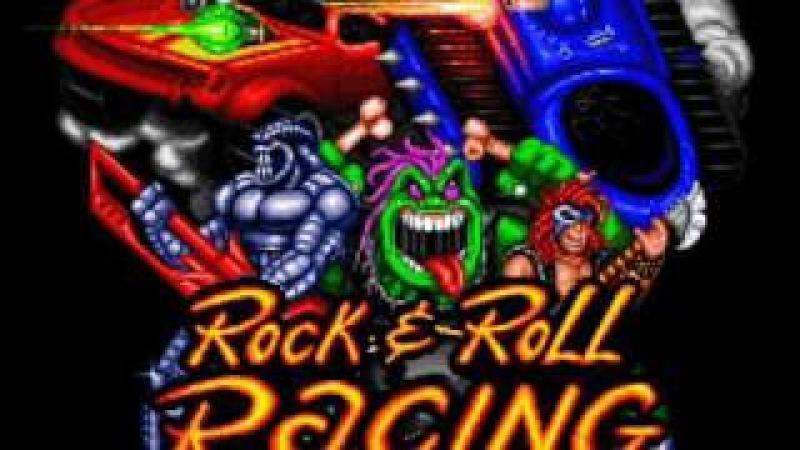 Rock 'n' Roll Racing - Paranoid (by Black Sabbath)