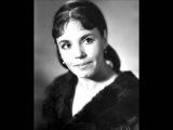 Клара Кадинская Georgian Folk Song Klara Kadinskaya
