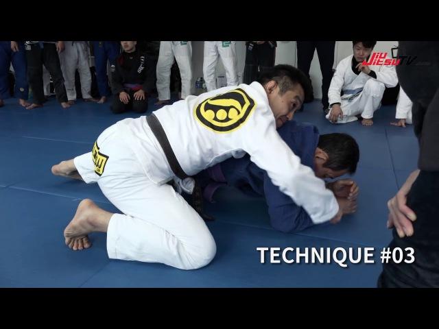 [주짓수TV] 나카이 유키 세미나 기술 하이라이트 Yuki Nakai Seminar Highlights PART 01
