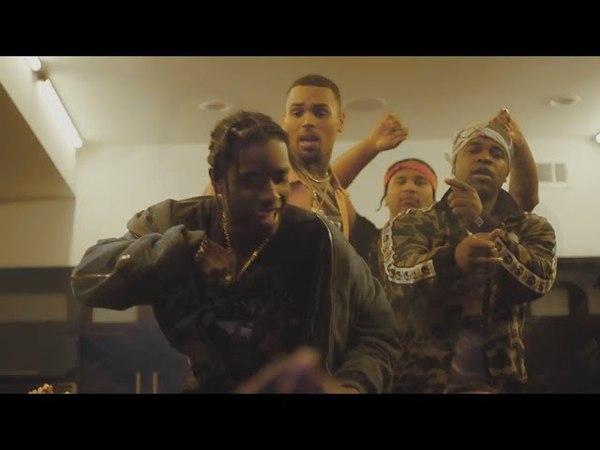 Chris Brown - Yao Ming ft. A$AP Rocky, Lil Wayne