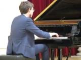 Бетховен Соната для фортепиано № 32 до минор, соч. 111 II. Arietta: Adagio molto, semplice e cantabile (окончание)