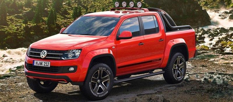 В России отзывают новые пикапы Volkswagen Amarok