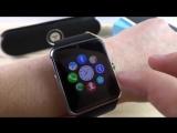 Видеообзор умных часов Smart Watch GT08