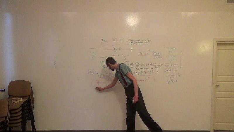 Алгебраические числа минимальный многочлен 2 часть