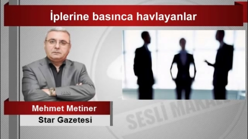(7) Mehmet METİNER İplerine basınca havlayanlar - YouTube