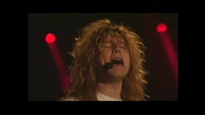 Def Leppard Love Bites Photograph Live Sheffield 1993