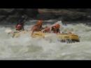 Сплав по Водопаду Виктория река Зембези Замбия