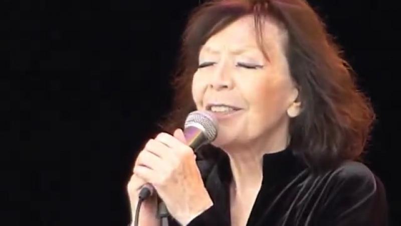 Juliette Gréco- les Vieux Amants.Jacques Brel. Live.