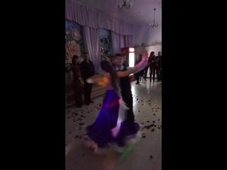 Эмиль, выступление на свадьбе.