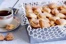 Творожное печенье «уголки»
