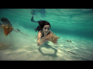 Сказ о трёх хвостах: Приключения русалок (2015) HD