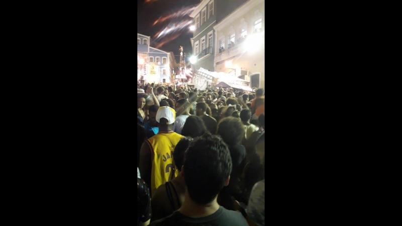 Бразильский карнавал. Salvador