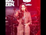 Demi Lovato performing at Cadillac House in New York City, NY - September 21