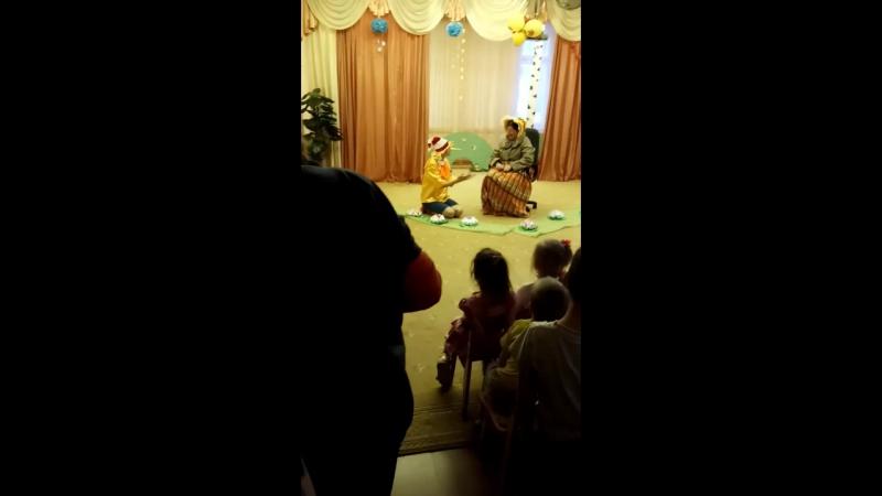 Сказка буратино для детей 4 декабря часть 2