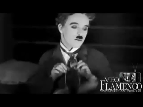 El Tio Charles Chaplin - por Bulerias con los panes (By Los Caminos del Cante) | VEOFLAMENCO