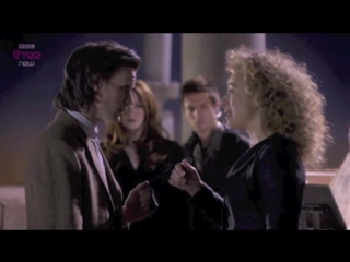Doctor and River Song
