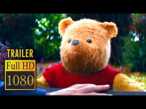 🎥 CHRISTOPHER ROBIN (2018) | Full Movie Trailer in Full HD | 1080p