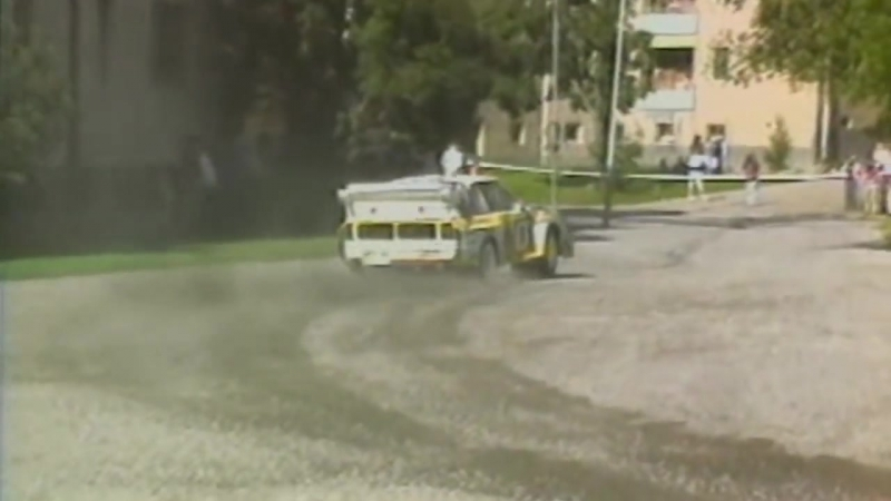 Audi Sport Quattro S1 E2 Maximum Attack - 1985 1000 Lakes Rally