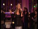 Mariah Carey - Touch My Body (Saturday Night Live 2008)
