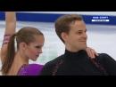 European Championships 2018. Ice Dance - SD. Malin MALMBERG ⁄ Thomas NORDAHL